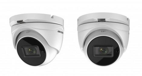 Hikvision DS-2CE79D0T-IT3ZF (2.7-13.5mm) 2 MP THD WDR motoros zoom EXIR dómkamera; OSD menüvel; TVI/AHD/CVI/CVBS kimenet