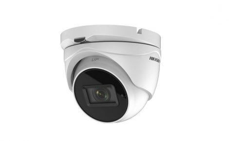 Hikvision DS-2CE79U1T-IT3ZF (2.7-13.5mm) 8 MP THD motoros zoom EXIR dómkamera; OSD menüvel