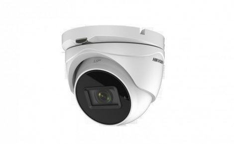Hikvision DS-2CE79U7T-AIT3ZF(2.7-13.5mm) 8 MP THD motoros zoom EXIR dómkamera; OSD menüvel