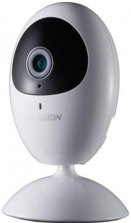 Hikvision DS-2CV2U21FD-IW (2.8mm) (W) 2 MP beltéri WiFi fix IR IP dizájnkamera; beépített mikrofon és hangszóró