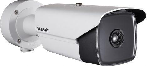 Hikvision DS-2TD2137-25/P IP hőkamera 384x288; 15°x11°; csőkamera kivitel; ±8°C; -20°C-150°C