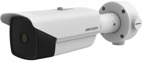 Hikvision DS-2TD2137-4/PY IP hőkamera 384x288; 90°x65,3°; csőkamera kivitel; ±8°C; -20°C-150°C; korrózióálló