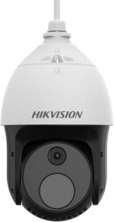 Hikvision DS-2TD4237-25/V2 Bispektrális IP hő- (384x288) 15°x11° és PTZ (4.8 mm-153 mm) (2 MP) kamera; ±8°C; -20°C-150°C