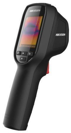 Hikvision DS-2TP31B-3AUF Hordozható testhőmérsékletre optimalizált hőkamera; 37,2°x50.0°, 30 °C - 45 °C; beépített kijelző