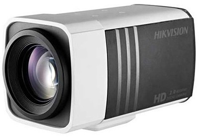 Hikvision DS-2ZCN3007 (4.3-129mm) 2 MP IP zoomkamera; 30x zoom