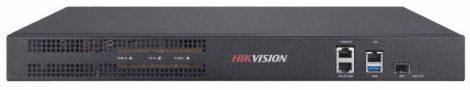 Hikvision DS-6904UDI (B) Dekóder szerver 4 HDMI 4K kimentettel; 2x 24MP/4x 12MP/8x 8MP/12x 5MP/20x 3MP/32x 2MP dekódolása