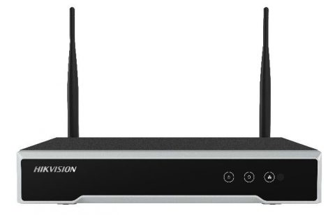 Hikvision DS-7104NI-K1/W/M (C) 4 csatornás WiFi NVR; 50/40 Mbps be-/kimeneti sávszélesség