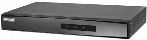 Hikvision DS-7104NI-Q1/4P/M (C) 4 csatornás PoE NVR; 40/60 Mbps be-/kimeneti sávszélesség; fém burkolat