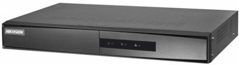 Hikvision DS-7108NI-Q1/M (C) 8 csatornás NVR; 60/60 Mbps be-/kimeneti sávszélesség; fém burkolat