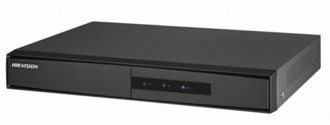 Hikvision DS-7204HGHI-F1 (S) 4 csatornás THD DVR; 1080p lite@25fps; 720p@25fps; max.5×2MP IP; koax audio