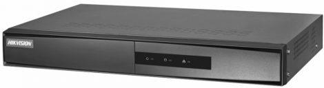 Hikvision DS-7604NI-K1 (C) 4 csatornás NVR; 40/80 Mbps be-/kimeneti sávszélesség