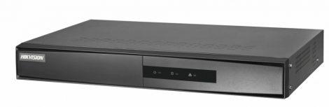 Hikvision DS-7608NI-K1 (C) 8 csatornás NVR; 80/80 Mbps be-/kimeneti sávszélesség