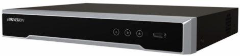Hikvision DS-7608NI-K2/8P/4G 8 csatornás PoE NVR; 80/80 Mbps be-/kimeneti sávszélesség; beépített 4G modem