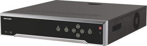 Hikvision DS-7732NI-I4 (B) 32 csatornás NVR; 256 Mbps rögzítési sávszélességgel; 2 HDMI; riasztás be- és kimenet