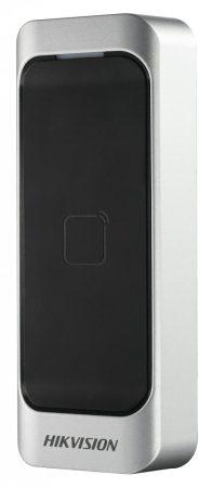 Hikvision DS-K1107M Kártyaolvasó 13.56 MHz (Mifare); RS485 és Wiegand kimenet; kültéri