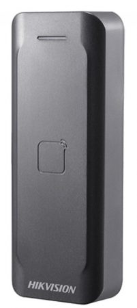 Hikvision DS-K1802M Kártyaolvasó 13,56 MHz; Wiegand kimenet; kültéri