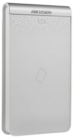 Hikvision DS-K1F100-D8E Mifare és EM kártyaolvasó és -kibocsátó; USB 2.0