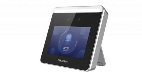 Hikvision DS-K1T331W 4 MinMoe arcfelismerő beléptető vezérlő terminál; 300 arc, WiFi