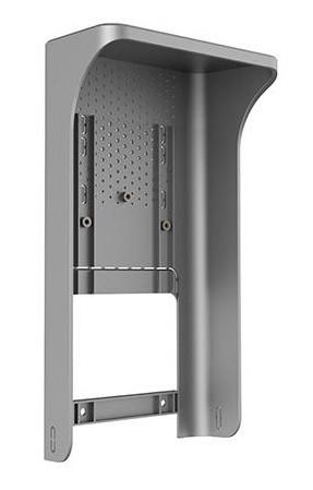 Hikvision DS-KAB671-S Esővédő keret DS-K1T671 és DS-K1T671T szériás arcfelismerő terminálokhoz