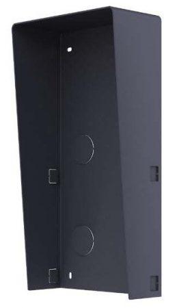 Hikvision DS-KABD8003-RS2 Társasházi IP video-kaputelefon esővédő keret; 2 modulos verzió
