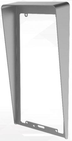 Hikvision DS-KABV8113-RS/Flush Esővédő keret; süllyesztett társasházi IP video-kaputelefonokhoz