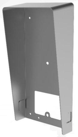 Hikvision DS-KABV8113-RS/Surface Esővédő keret; felületre szerelt társasházi IP video-kaputelefonokhoz
