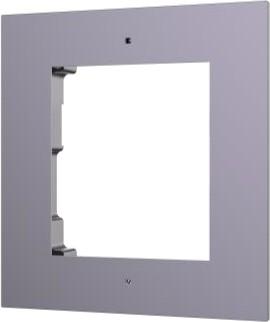 Hikvision DS-KD-ACF1 Társasházi IP video-kaputelefon szerelőkeret süllyesztéshez; 1 modulos verzió