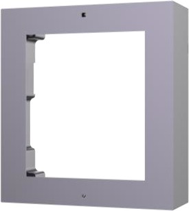 Hikvision DS-KD-ACW1 Társasházi IP video-kaputelefon szerelőkeret felületre; 1 modulos verzió