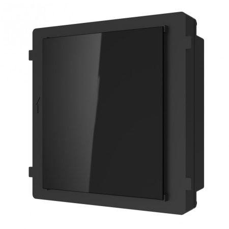 Hikvision DS-KD-BK Társasházi IP video-kaputelefon üres modulegység