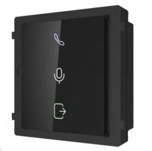 Hikvision DS-KD-IN Társasházi IP video-kaputelefon megjelenítő egység