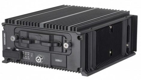 Hikvision DS-MP7608H 8+4 csatornás hibrid mobil DVR; 1080p@25fps