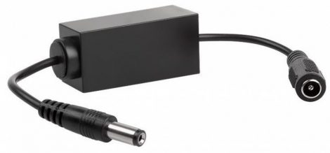 Hikvision HD-TVI Ground Loop Isolator Galvanikus tápleválasztó THD kamerákhoz